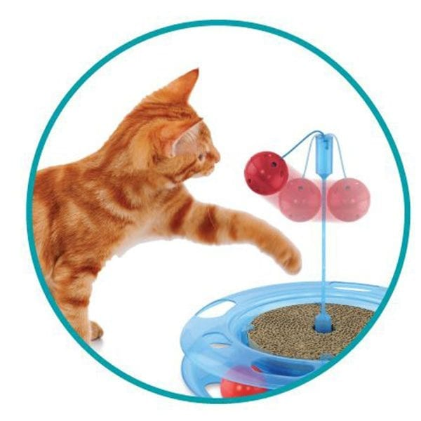 Cat Track and Chase PET PRODUCTS automatic cat toy chase 5