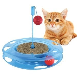 Cat Track and Chase PET PRODUCTS automatic cat toy chase 3