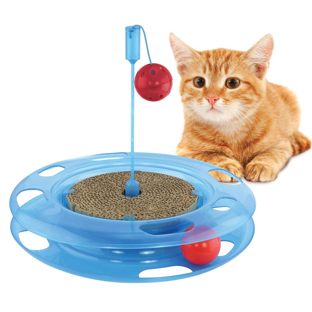 Cat Track and Chase PET PRODUCTS automatic cat toy chase 7