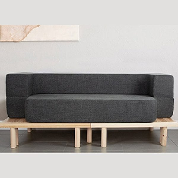 Couchbed & Platform Combo COUCHBED BUNDLE CouchBed