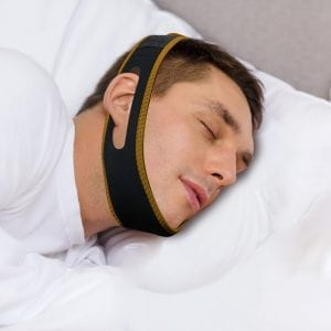 Copper Anti-Snore Strap Grooming anti snore snap