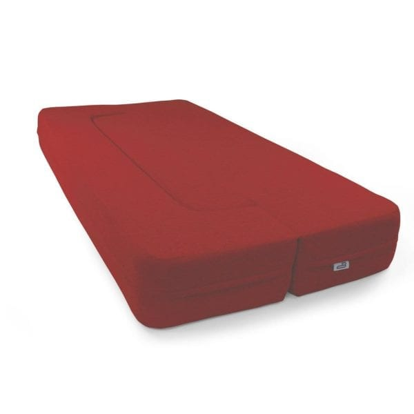 Red Couchbed HOME FURNISHINGS CouchBed 5