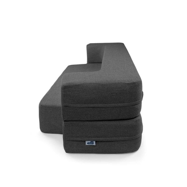 Charcoal CouchBed HOME FURNISHINGS CouchBed 4
