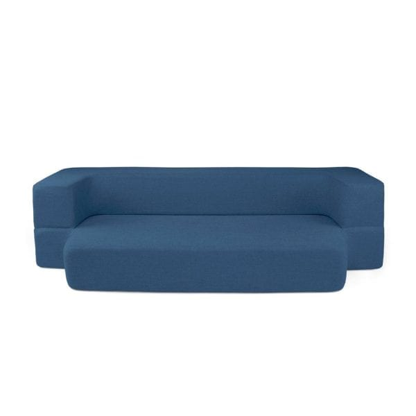 Blue Couchbed HOME FURNISHINGS CouchBed 3